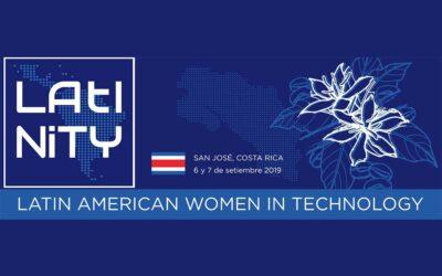 Latinity Latin American Women in Technology 2019