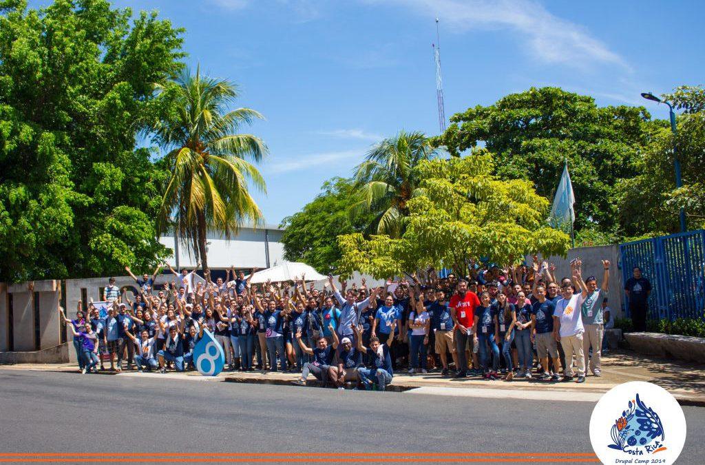 Drupal Camp Costa Rica 2019